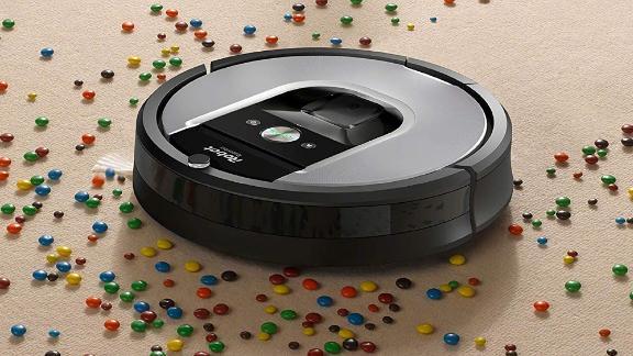 iRobot Roomba 960 robotic vacuum cleaner