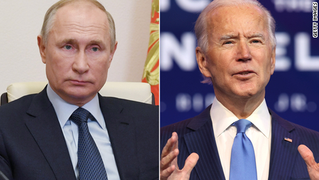 Finally, Putin, Bolsonaro and Amelou congratulated Biden on his victory in the US election