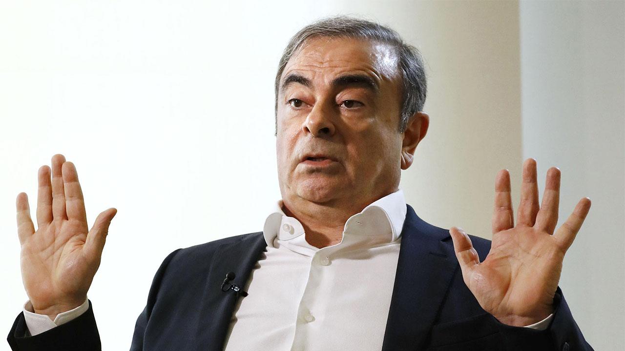 French investigators question Carlos Ghosn in Lebanon