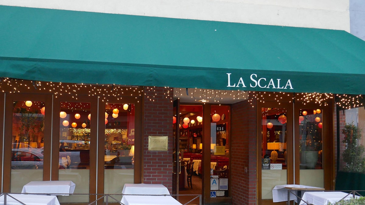 Beverly Hills Discourages La Scala Restaurant from Indoors 'Speakeasy' NYE Party