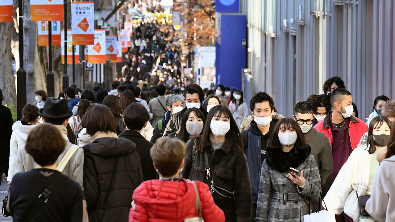 Japan Bans New Entries of Foreigners After Coronavirus Variant Arrives