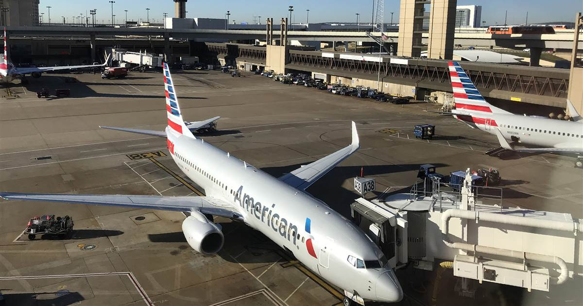 Dallas flights have been suspended due to sterilization of the air traffic facility with 3 positive tests for Covid in a week
