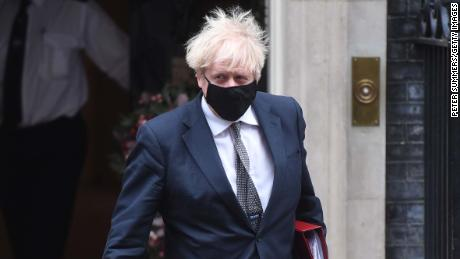 Boris Johnson led Britain into an abyss of intertwining crises at the worst possible time