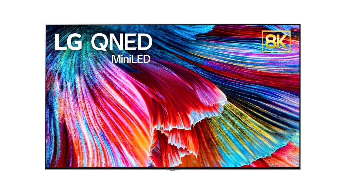 LG's QNED MiniLED TVs Are Set To Provide A Solid OLED Alternative