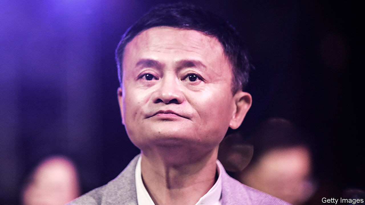 Mo Money and Ma's Problems – The Chinese Trust Makers' Quest for Alibaba is only the beginning |  Business