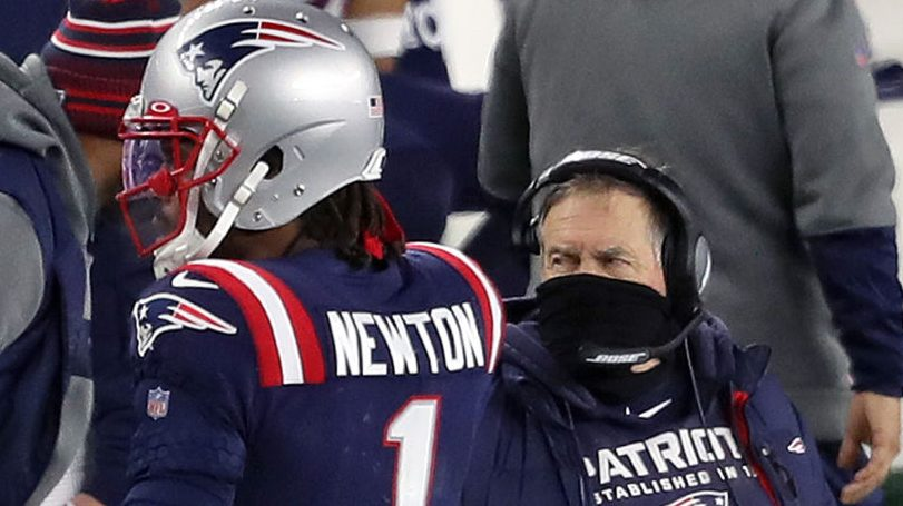 Bill Bellick felt whiskers when he said Cam Newton and the Patriots would likely go their separate ways.