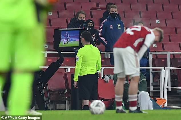 Mikel Arteta has exempted the VAR who revoked a Smith Roe red email card as a young star in Newcastle win