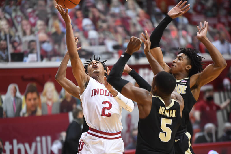 At the bell: Bordeaux 81, Indiana 69 – In Hall