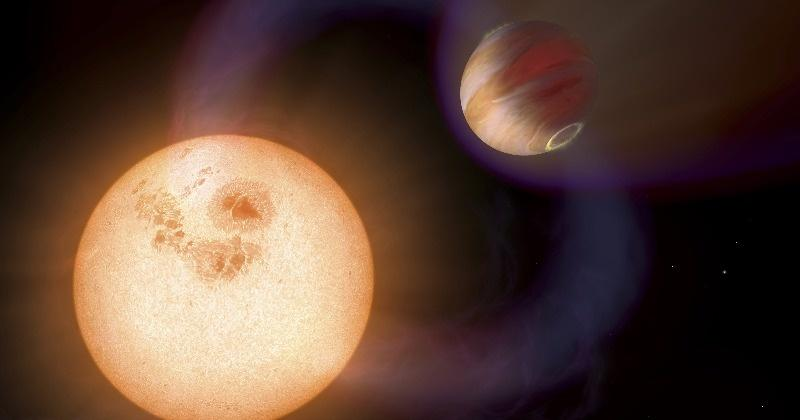 "An extrasolar planet ""Super Earth"" has been discovered orbiting one of the oldest stars in the Milky Way"
