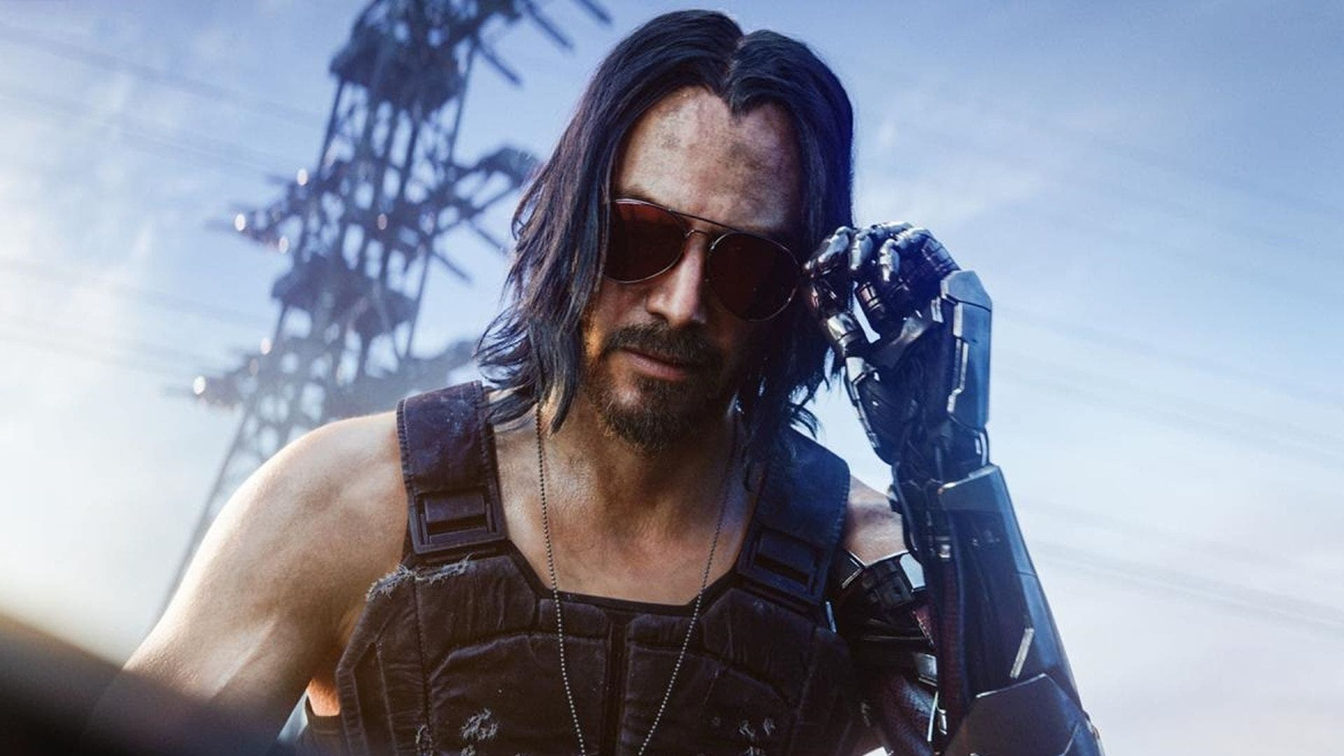 This was Johnny Silverhand from Cyberpunk 2077 before Keanu Reeves