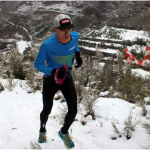 """Jim Walsmley, on his 100 km record: """"It's more competitive than 24 hours."""""""