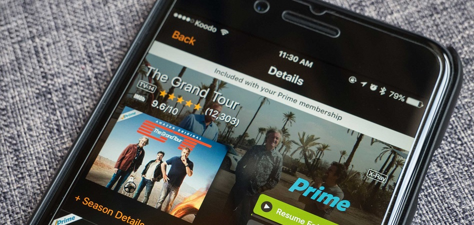 Amazon relies on sports to attract 49% of new UK TV customers