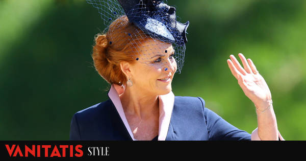 Sarah Ferguson is happy to see her in The Crown