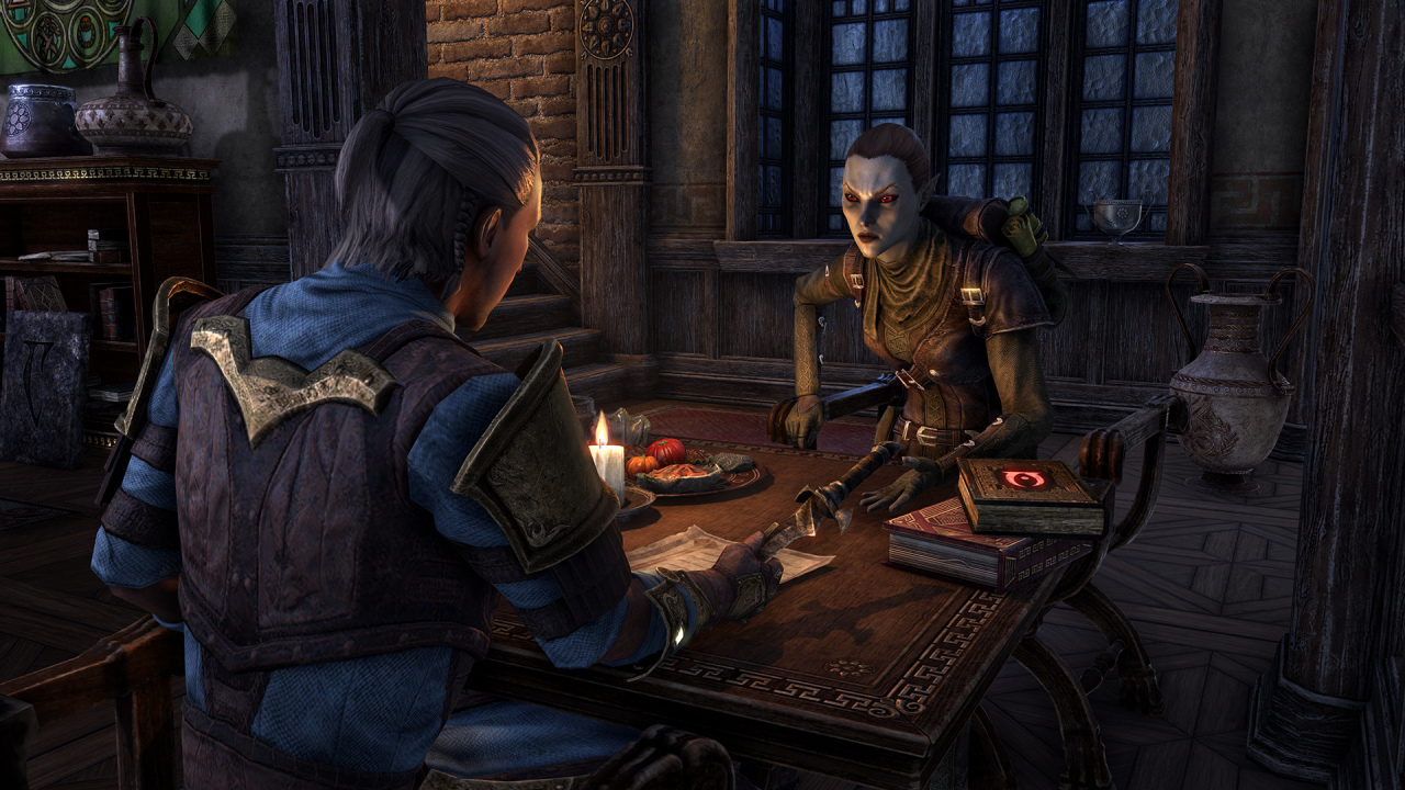 ESO Blackwood's companions arrive with exclusive missions, sophistication and depth