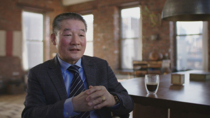 Kim Dong Chul, an American citizen accused of spying for the CIA, who has served the longest prison sentence in North Korea .. Photos: Courtesy of National Geographic