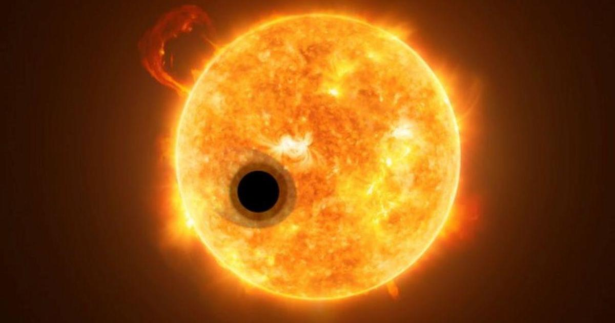 """An exoplanet """"Super puff"""" is as large as Jupiter but 10 times lighter, which confuses astronomers"""