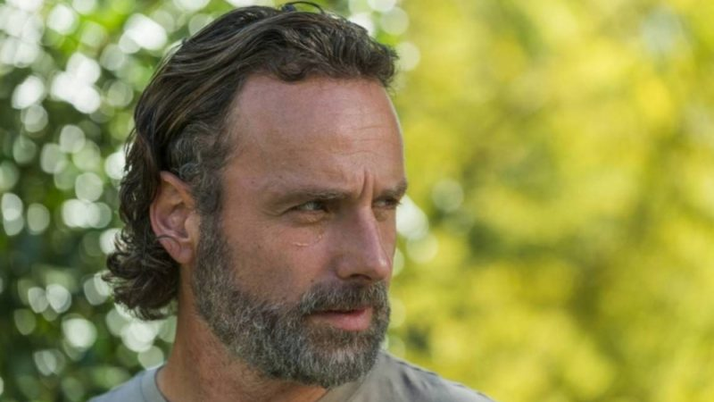 Andrew Lincoln confirms when to start filming for The Walking Dead
