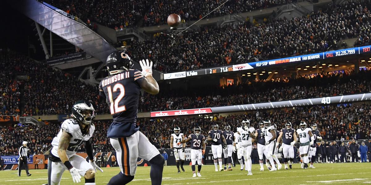 Bears' Ryan Pace explains how things stand with Allen Robinson