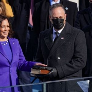 Biden's Power Takeover: Why Kamala Harris and Other Women Choose Purple