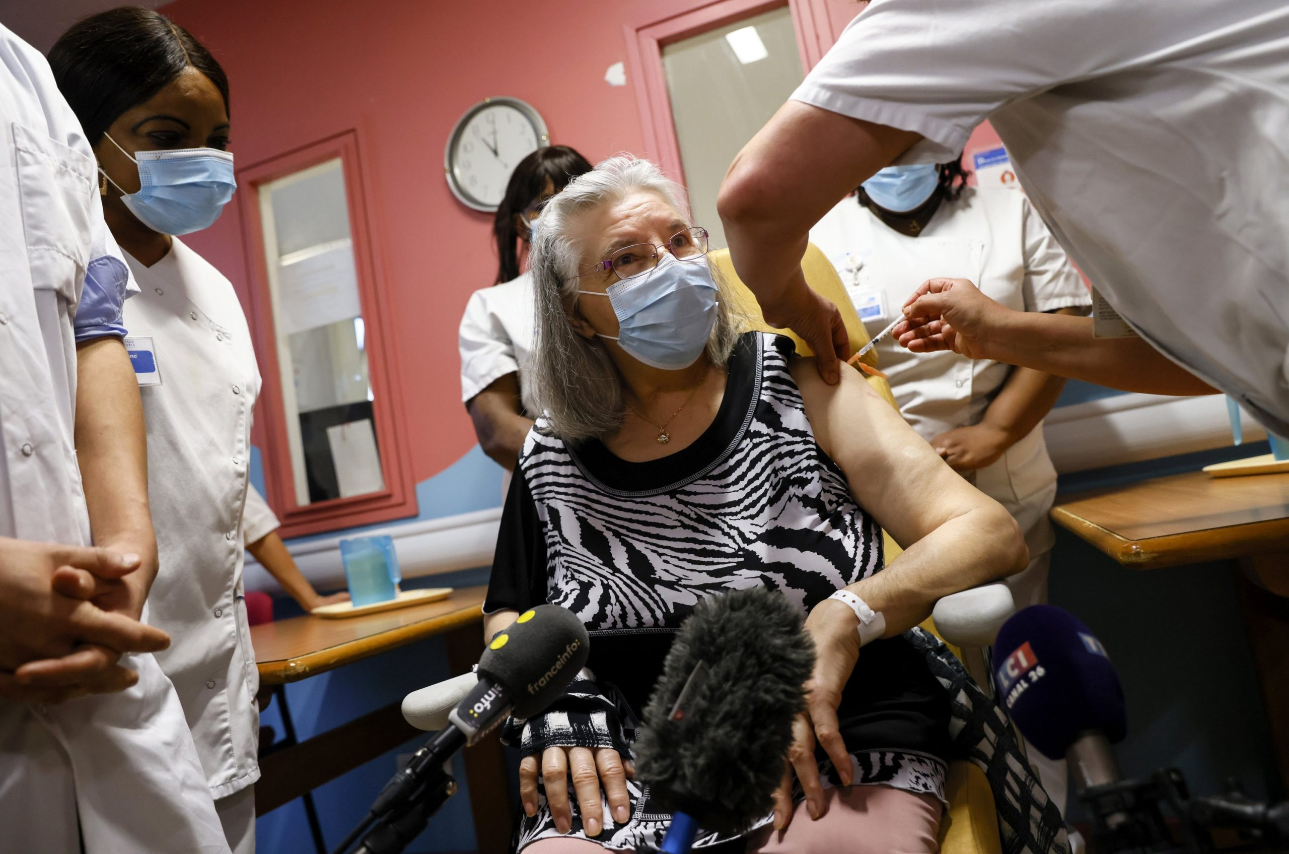 France's slow coronavirus vaccination strategy is counter-productive