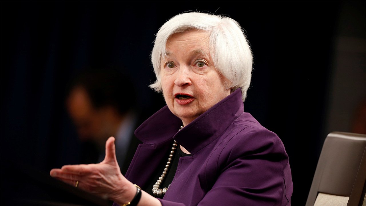 Janet Yellen Raised Millions of Speaking Fee, Records Show: Reports