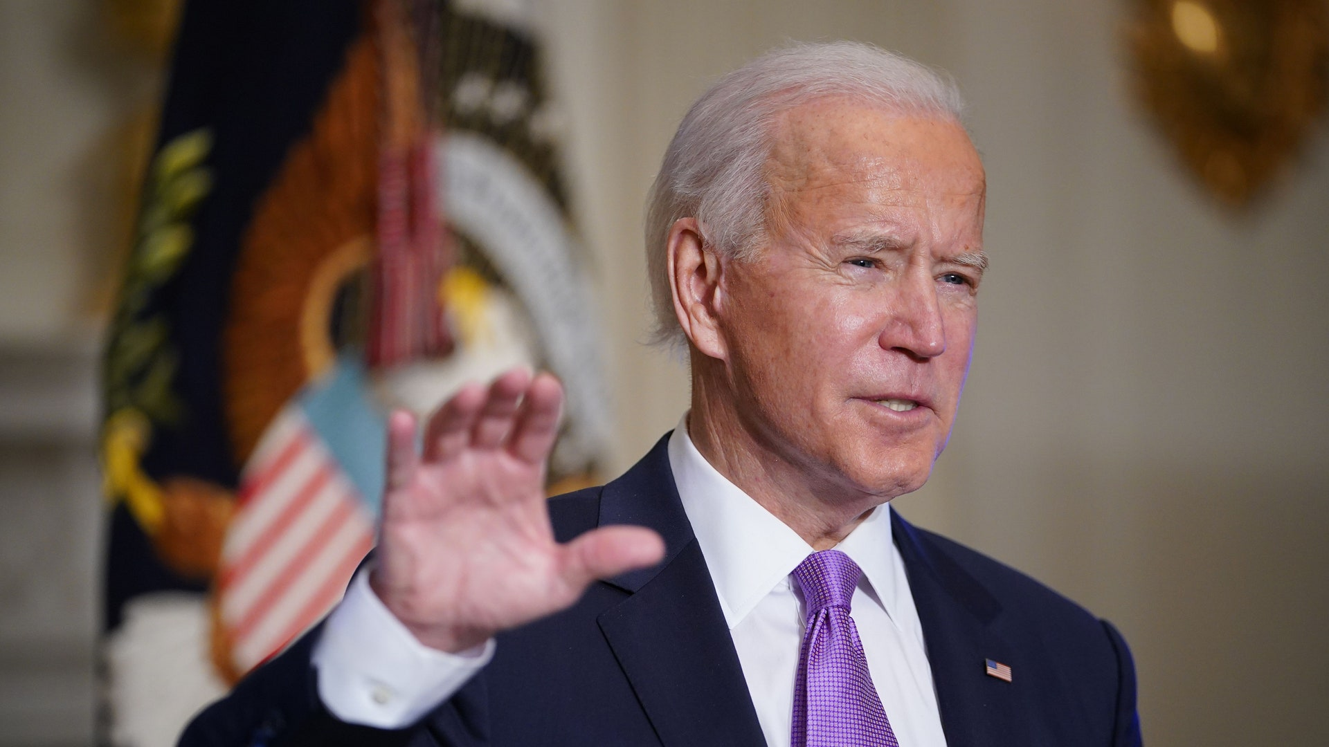 Joe Biden earns less profit as President of the United States than Jeff Bezos in 5 seconds