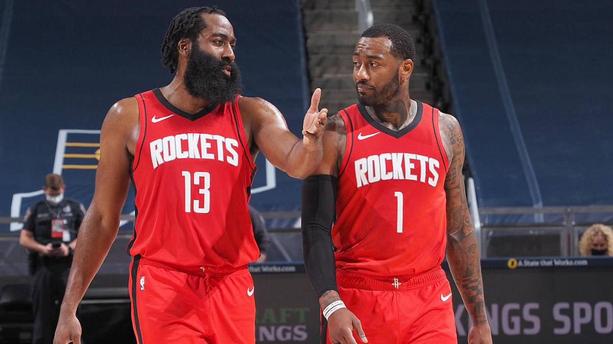 John Wall, DeMarcus Cousins confronted James Harden during the Rockets pre-trade meeting, per report