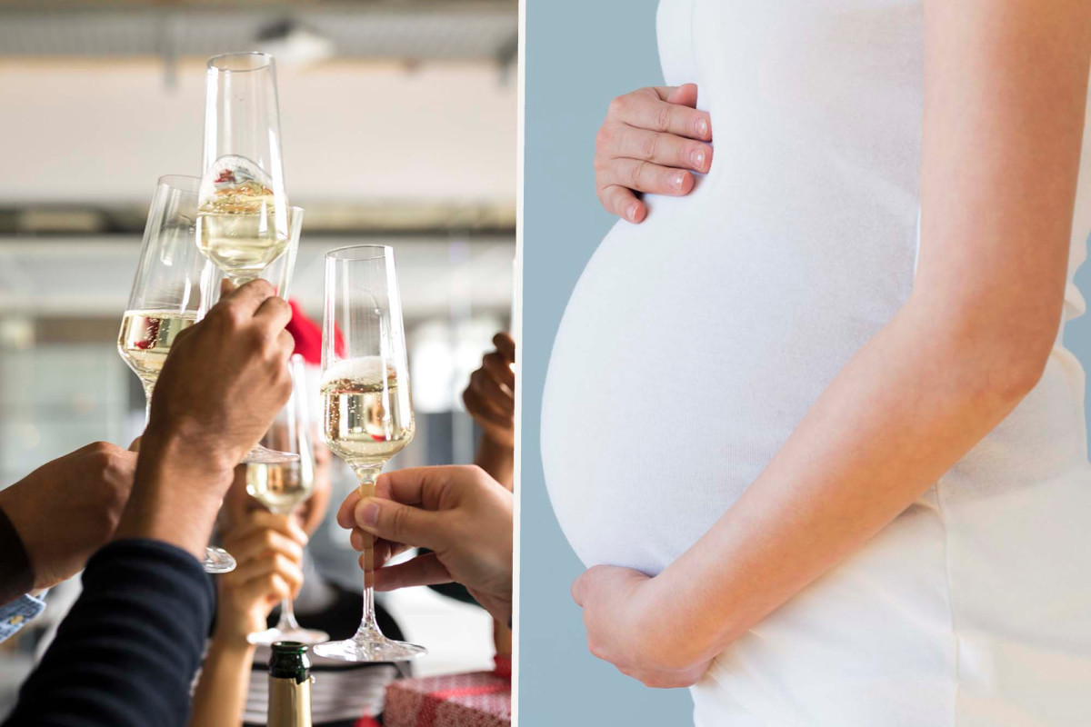 My mom took $ 12,000 on maternity leave after not being invited to drinks