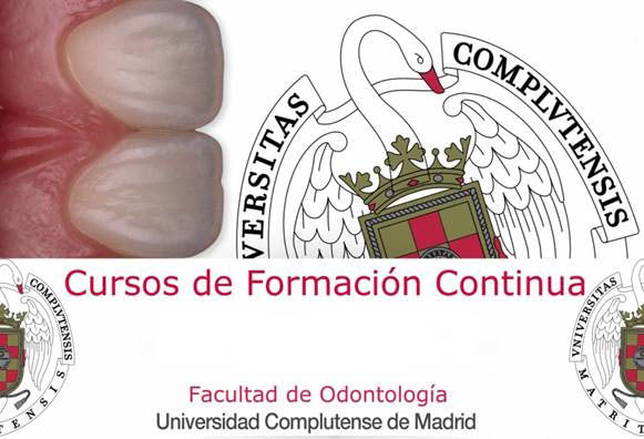 """New edition of the University Certificate """"Current Concepts in Oral Medicine"""" from UCM"""