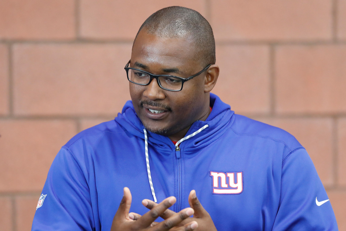 Patrick Graham turns down Gates' chance to stay with the Giants