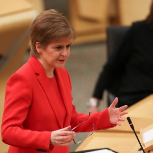 Scotland: Poll Indicates 52% Want To Know …