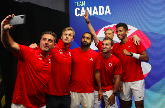 """Stephen Diez, the """"Spanish"""" infiltrator to Canada and the ATP Cup"""