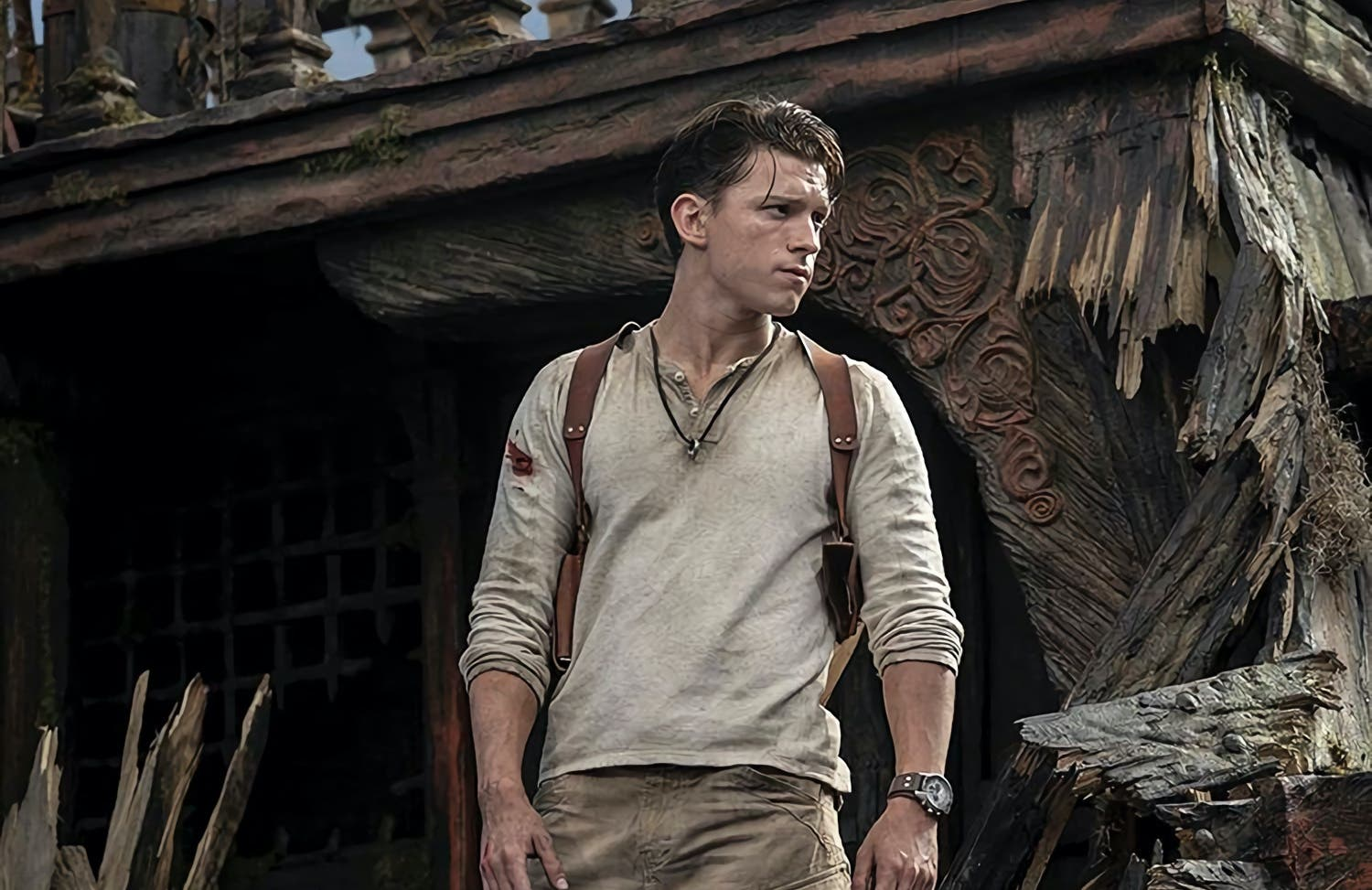The Uncharted premiere has been delayed again and will arrive in February 2022