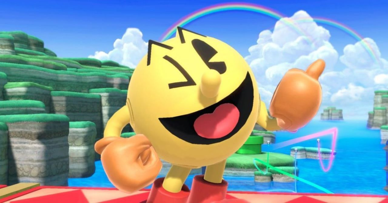 The fan theory in Super Smash Bros.  Ultimate Fan to the Bandai Namco Actor as the Next Fighter