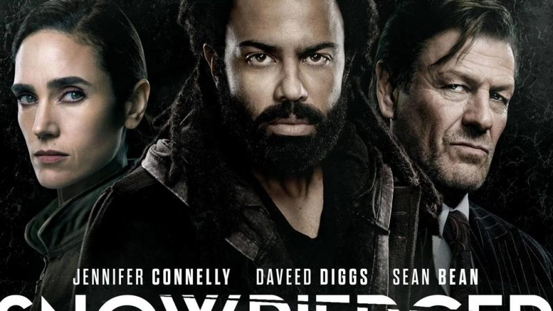 When is Snowpiercer Season 2 shown on Netflix?