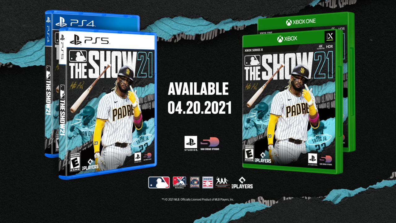 History and trailer for MLB The Show 21, PlayStation Sports Series premiere on Xbox Series X |  S and One