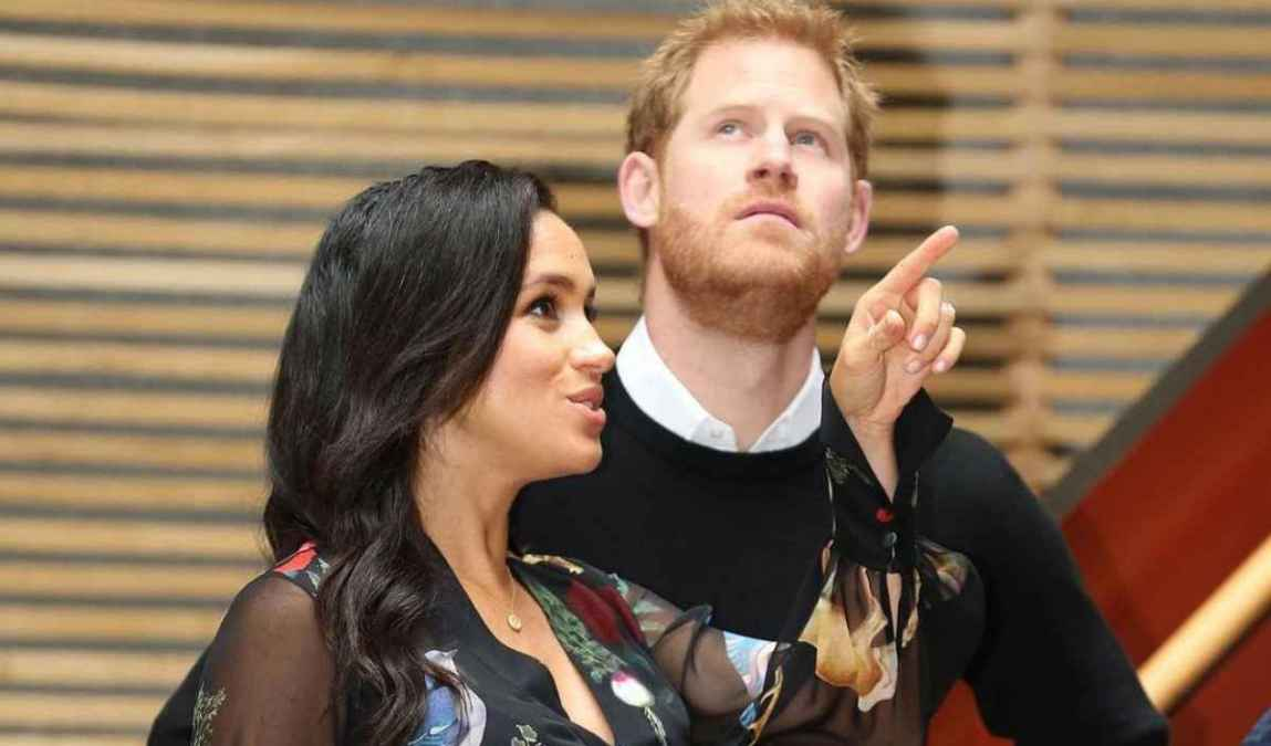 Prince Harry and Meghan Markle will avoid the wrath of the royal family