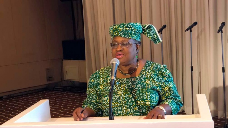 Okonjo-Iweala will be the first woman to lead the World Trade Organization – Télam