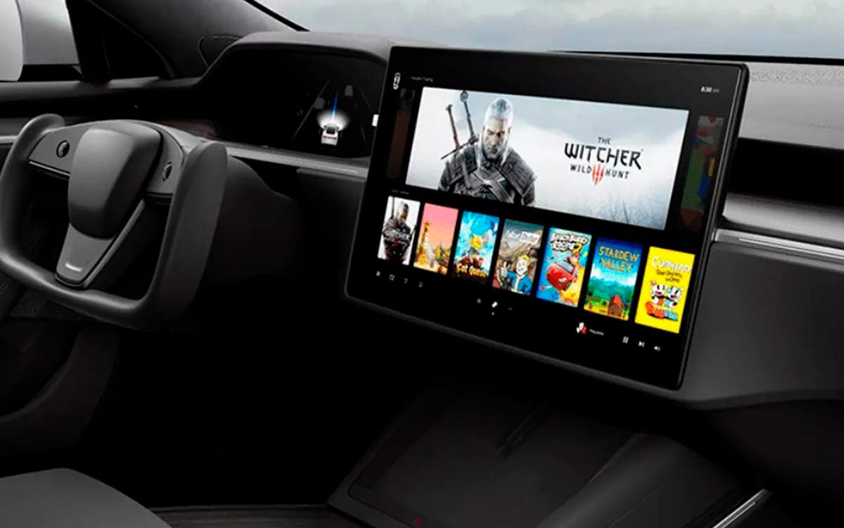 Tesla's steering wheel would be legal in Europe, but what about a video game console?  – News – Hybrid and electric cars