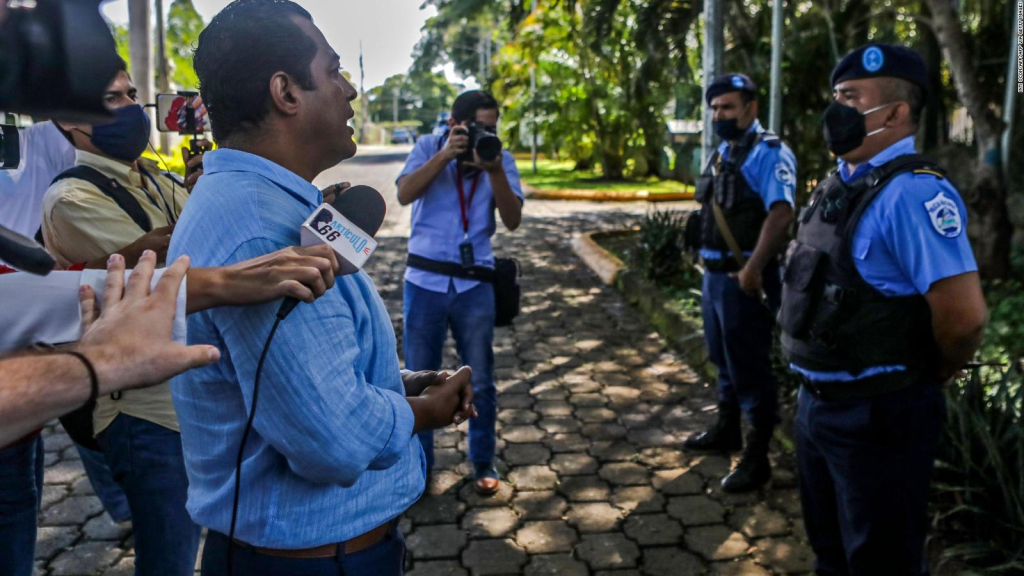 Gioconda Belli: Being a journalist in Nicaragua involves abuse