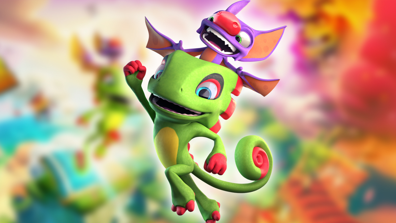 Yooka-Laylee's creators announced that they are working on a new game and will be showing it soon