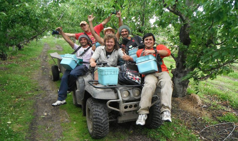 From Patagonia to Canada, with a stopover in the Amazon