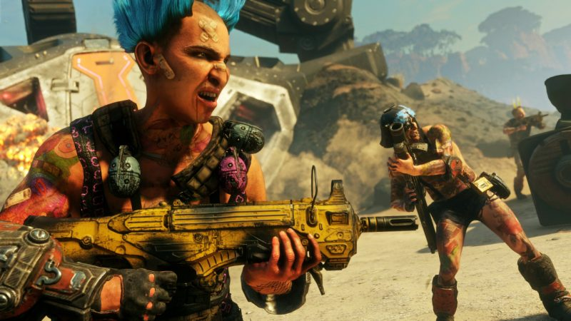 Epic Games Store RPG RPG RAGE 2 and another next week