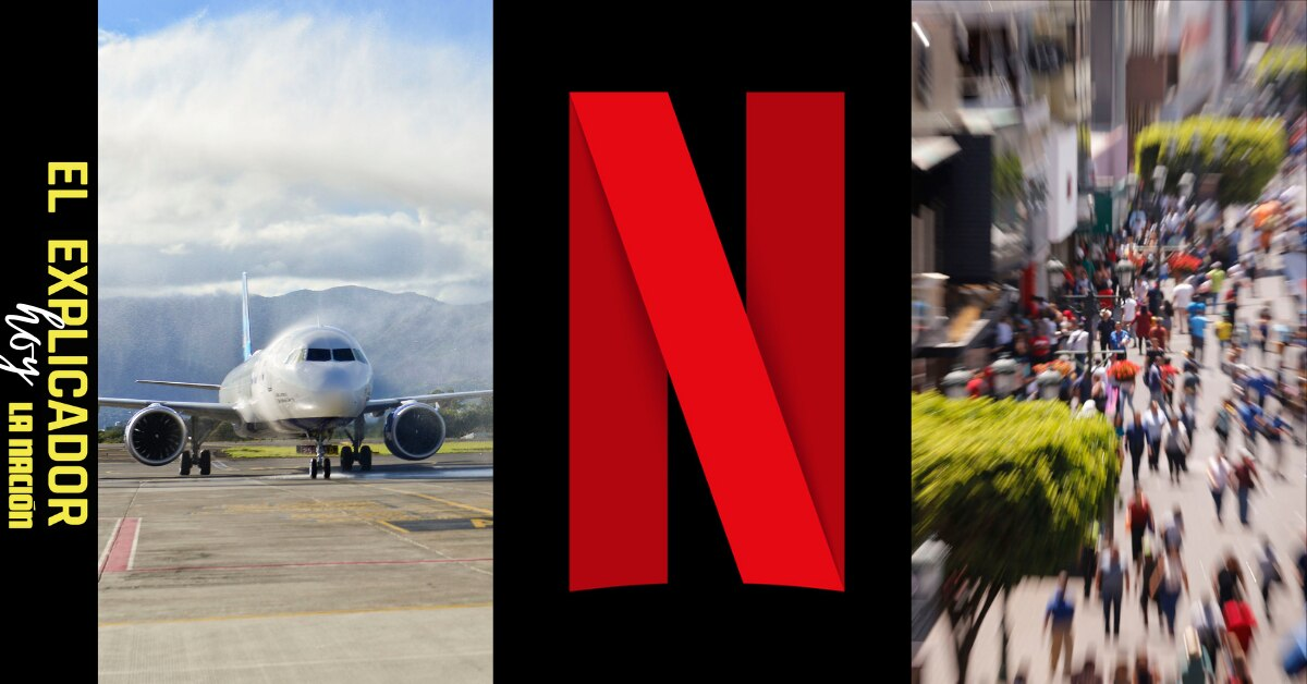 Explanation today |  Netflix will have 4 competitors in 2021 in Costa Rica