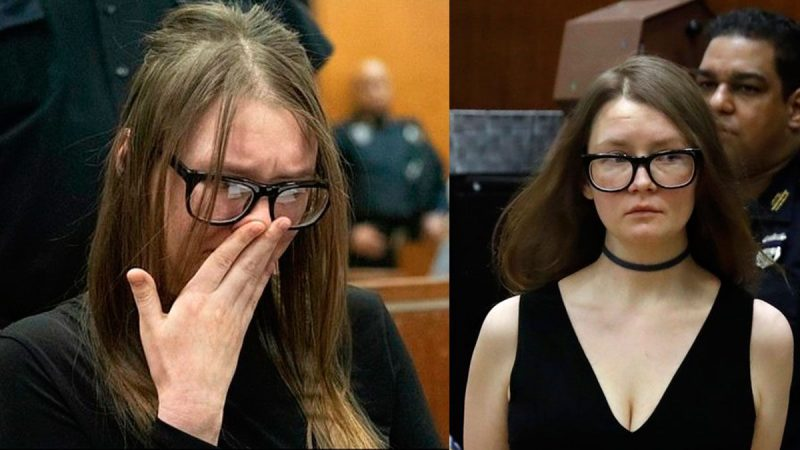 Anna Sorokin, a Russian scammer, has been released from prison and is making a series on Netflix