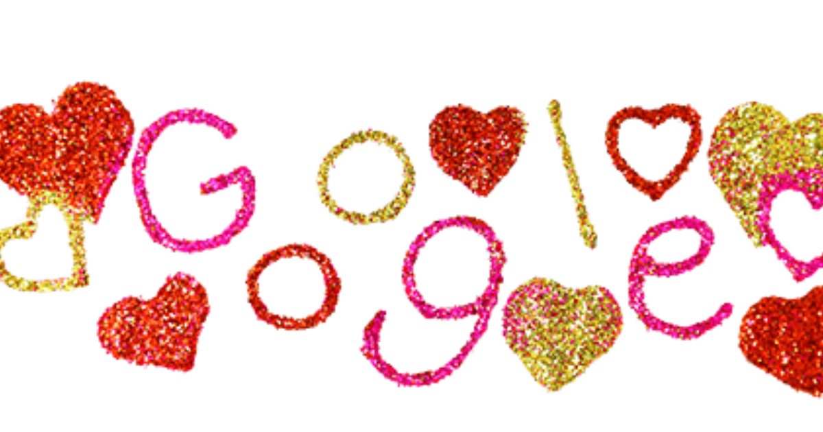 Valentine's Day: Google has chosen to draw a traditional doodle