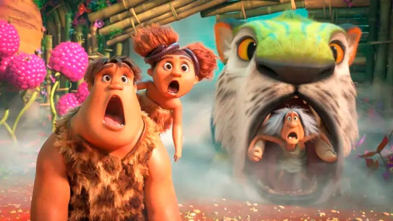 """""""The Croods 2"""" is heading the US box office – Telam"""