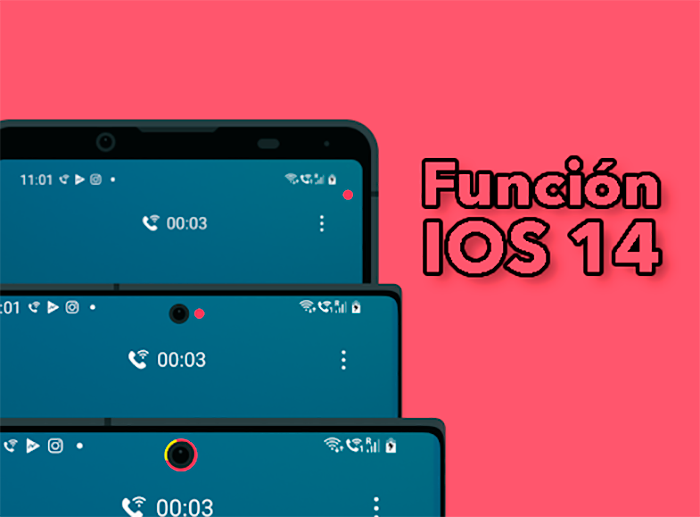 You have to try this IOS 14 function on your Android mobile phone