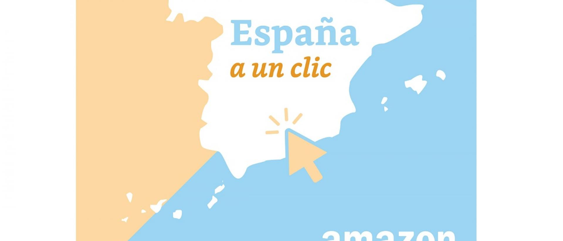 """Amazon introduces """"Spain About the Click"""" initiative"""