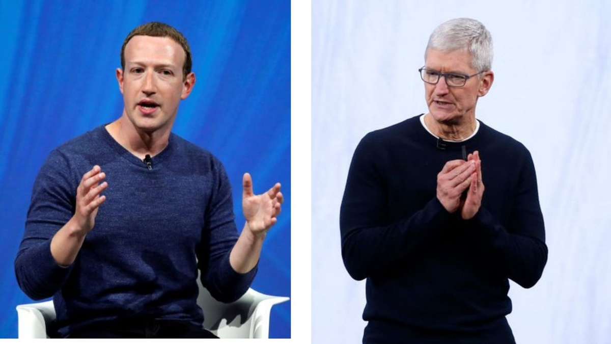 A new round in the showdown between Apple and Facebook to collect user data